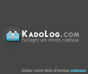 Liste de Mariage, Liste de Naissance, Liste de Cadeaux | Kadolog.com